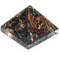 Reiki heilende Energie geladen Krystal Gifts UK Blutstein Crystal Chip Energetische Pyramide (ca. 2x 2x 2cm... preisvergleich bei billige-tabletten.eu