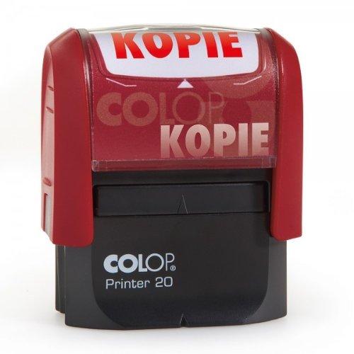 COLOP Textstempel Printer 20
