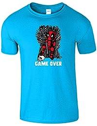 Deadpool Pour hommes Parodie Jeu Over Des gamins T-Shirt