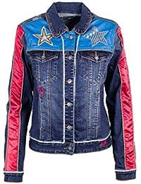 Amazon.it  Desigual - Giacche e cappotti   Donna  Abbigliamento 3a82d7aa50d