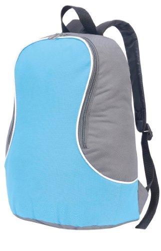 Shugon - Fuji Basic Backpack Orange/Dark Grey