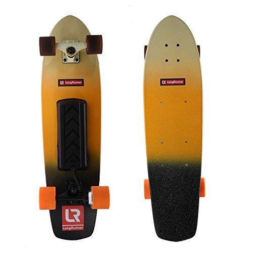 Long Runner –El Original. | LongRange S de Skateboard. Monopatín eléctrico | eléctrico o/Longboard.