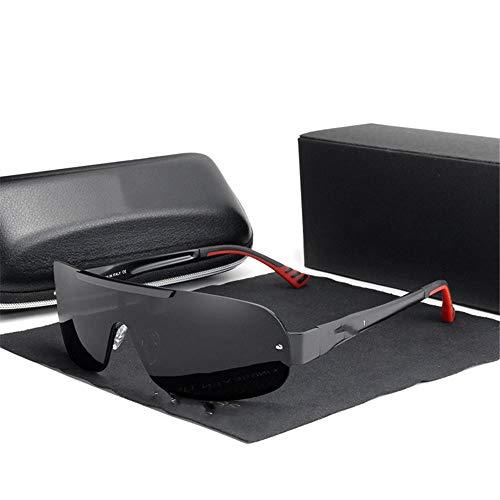 ANSKT Unisex-Sonnenbrille polarisierte Herrenbrille Brille-2