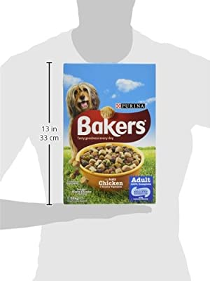 Bakers Complete Vegetables Dog Food