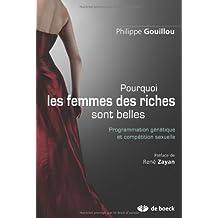 Pourquoi les femmes des riches sont belles Programmation génétique et compétition sexuelle.