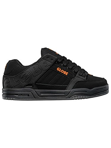 Globe Tilt, Sneaker Uomo Black Black Orange