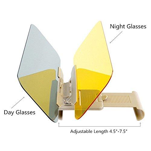 taglia S//M//L Azorex S: 60 x 130 cm Parasole anteriore pieghevole per finestrino anteriore con cinghie elastiche di facile installazione