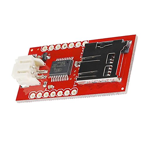 Breakout-modul (MagiDeal Audio-Sound Breakout Modul - WTV020SD Sound Sensor Für Arduino)