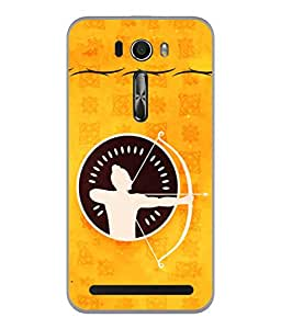 Fuson Designer Back Case Cover for Asus Zenfone Selfie ZD551KL (ear rings wedding rings gold platinum)