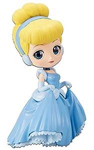 Disney - Figurine Q Posket Vestido De Princesa Cenicienta 14cm