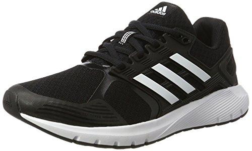 adidas Herren Duramo 8 Laufschuhe Schwarz (Core Black/Footwear White/Core Black)