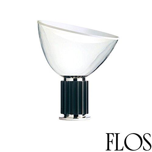 Flos Taccia Small LED 16W Lampe de Table Noir F6604030 Design Italy 1962