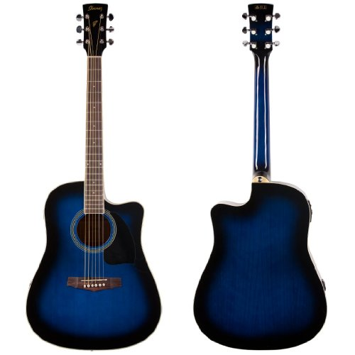 Ibanez PF15ECE-TBS · Guitarra acústica
