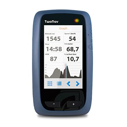 41WcWLpDGcL. SS500  - TwoNav Anima Handheld GPS with Great Britain OS 1:50000 Mapping - Blue/Black