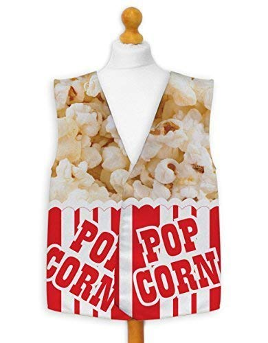 m Spass Legere Hirnrissig Fest Junggesellen Party Popcorn - Mehrfarbig, L ()