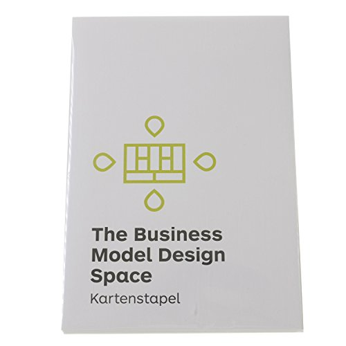 The Business Model Design Space Kartenstapel -