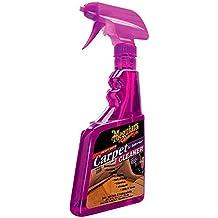 Meguiars Carpet & Interior - Producto de limpieza para tapicería y moqueta (473 ml)