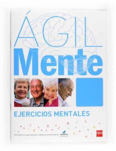 Descargar Libro Ágilmente: ejercicios mentales. Azul de Rafael Serrano Íñiguez