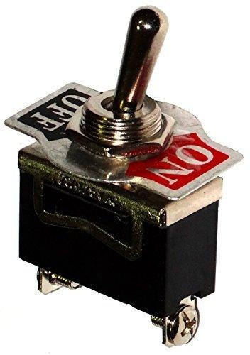 AERZETIX: Interruptor conmutador de palanca SPST ON-OFF 15A/250V, 2 posiciones