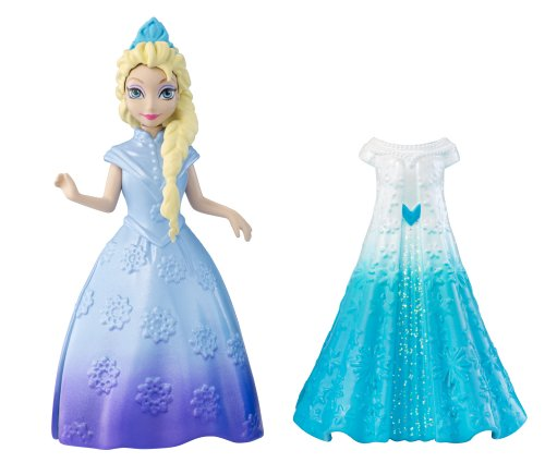 Mattel Y9971 Frozen - Magic Clip Figur - Elsa