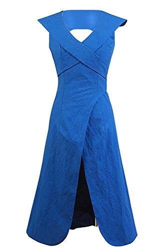 ilm-Charakter Dänerys Targaryen Dreß Kleid Cosplay Kostüm (Frau-M) ()