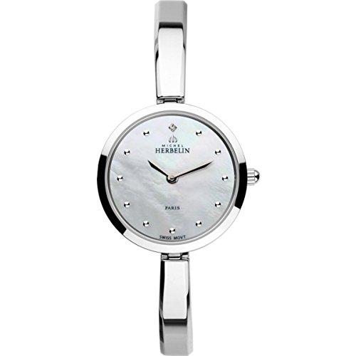 Ladies Michel Herbelin Scandinave Watch 17401/B19