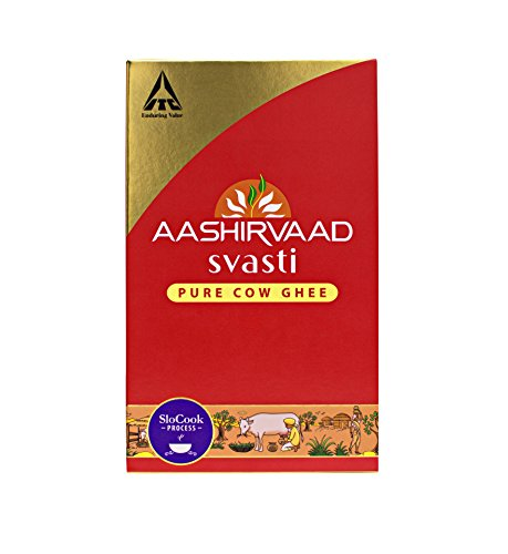 Aashirvaad Svasti Ghee, 500ml
