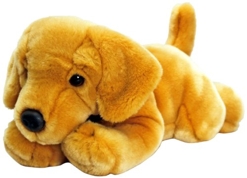 Keel Toys 30cm Labrador (Honey-Coloured)