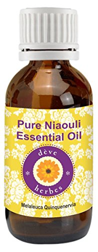 Pure Niaouli Essential oil 30ml (Melaleuca quinquenervia) 100% Natural Therapeutic Grade - Niaouli Aromatic Care
