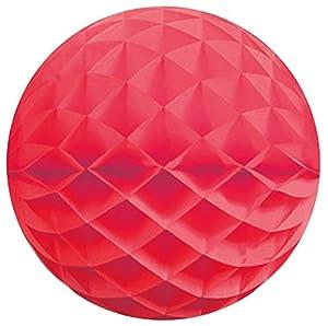 Braun & Company 3909-0005 - Bola de Nido, Color Rojo