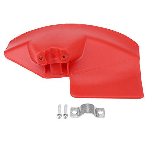 DGTRHTED Trimmer Shield - 1pc Brushcutter Guard Shield para 24 26 28 mm Dia....