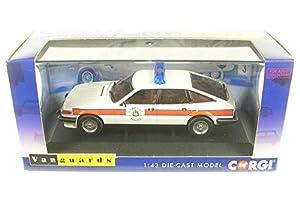 Corgi VA09013 Rover SD1 Vitesse - Modelo de policía de Grampian
