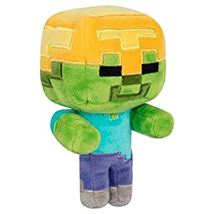 Minecraft 8729 Happy Explorer - Casco de Zombie Felpa