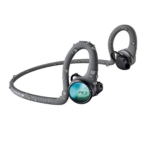 Plantronics BackBeat 2100 212201-99 Headphones with Mic (Gray)