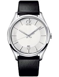 4494a84ad5a8 Calvin Klein K2H21120 - Reloj analógico de Cuarzo para Hombre con Correa de  Piel