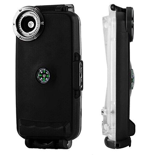 ZXK CO Funda Impermeable iPhone 6/6S 4.7 Pulgadas,Carcasa Sumergible B