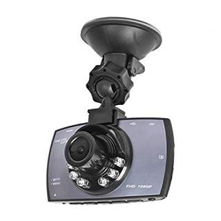 Ashford Morris 24840Full 1080HD Weitwinkel Bildschirm, Kamera für das Armaturenbrett mit G Sensor, 2,7-Zoll