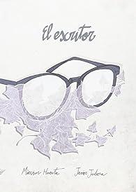 El escritor par Màxim Huerta