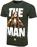 Photo de Becky Lynch WWE The Man Official Mineral Wash Authentic T-Shirt par Becky Lynch