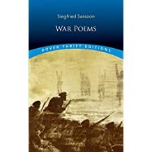 War Poems (Dover Thrift Editions)