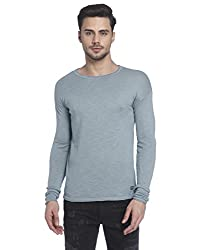 Jack & Jones Mens Cotton Cardigan (5713444741006_12121770Stone Blue_X-Large)