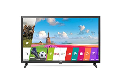 LG 80 cm (32 inches) 32LJ616D HD Ready LED Smart TV With Wi-Fi Direct.