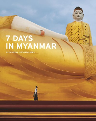7 Days in Myanmar: A Portrait of Burma by 30 Great Photographers por John Falconer