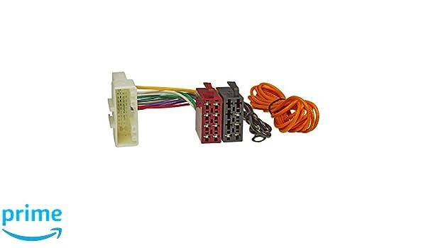 ACV Electronic Adaptateur dantenne DIN GT13 pour Nissan Navara Pathfinder Qashqai XTrail Tiida