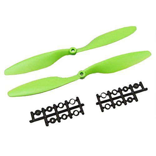 VIDOO 1045 Propeller 10 In 10x4.5 for Drone RC FPV Racing Rotor Multi-Green