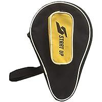 Mesa de tenis de protección de la manga/bolso de raqueta/tenis de mesa raqueta Tote Bag con bola de almacenamiento bolsillo portátil pequeña bolsa-para el almacenamiento de raqueta de tenis de mesa