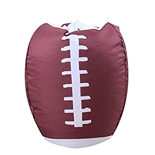TDFGCR Kid Stuffed Animal Plüsch Basketball Stil Spielzeug Speicher Bean Bag Soft Pouch Stoff —Mehrfarben A