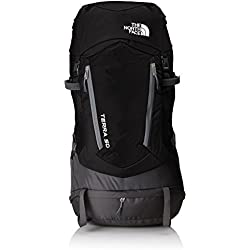 The North Face Equipment TNF Mochila, Unisex Adulto, Negro (TNFBLACK/ASPHGR), L/XL