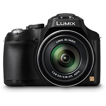 Panasonic Lumix DMC-FZ72EG-K - Cámara compacta de 16.1 Mp ...