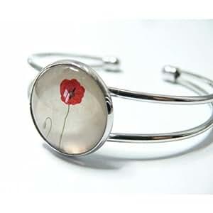 Bracelet Coquelicot solo PP